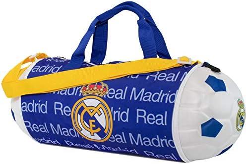 Bolso de fútbol Oficial del Real Madrid C.F.: Amazon.es: Juguetes ...