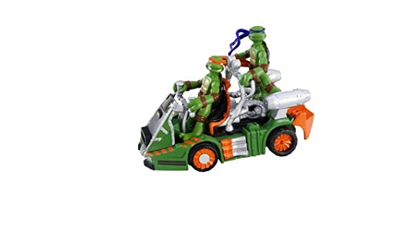 Amazon.com: Teenage Mutant Ninja Turtles TMNT Mini Moto ...