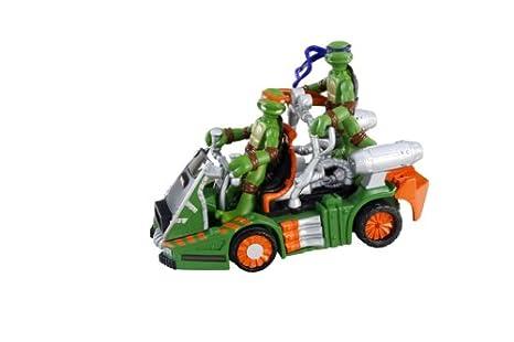 Amazon.com: Teenage Mutant Ninja Turtles TMNT Mini Moto ...