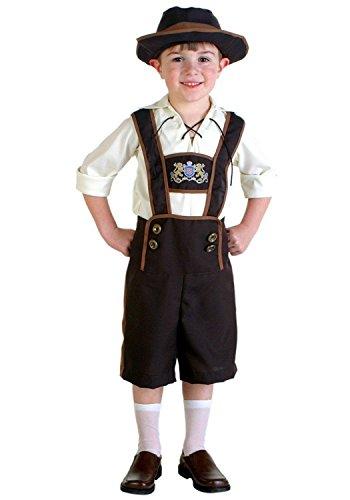 Halloween Little Boys' Toddler Lederhosen Boy Costume (S)
