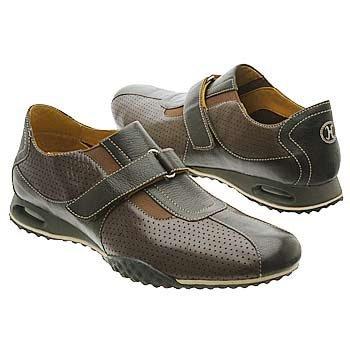d1aac58206 Amazon.com | Cole Haan Men's Nike AIR Estadio Strap II Slip On Sneaker Dark  Brown Leather (7) | Fashion Sneakers