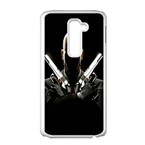 Quotes protective Phone Case Hitman Agent 47 For LG G2 NP4K02124