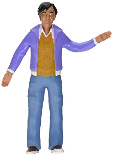 The Big Bang Theory Dr. Rajesh Koothrappali 6-Inch Figure