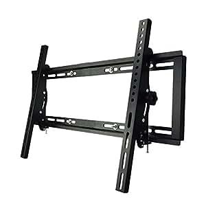 sunydeal tilt tv wall mount bracket for most 22 65 inch vizio samsung sony lg tcl. Black Bedroom Furniture Sets. Home Design Ideas