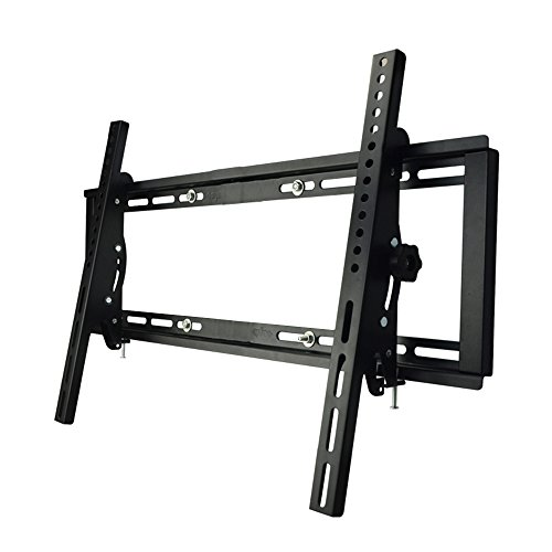Sunydeal Tilt TV Wall Mount Bracket for Most 22 - 65 inch Vizio Samsung Sony LG TCL Sharp AQUOS LCD LED Plasma TV, VESA 200x200 300x300 400x400 600x400mm, Max Weight to 115lbs (Tv 62 Sony)