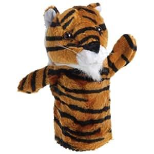 Wild Animal Puppets - Tiger