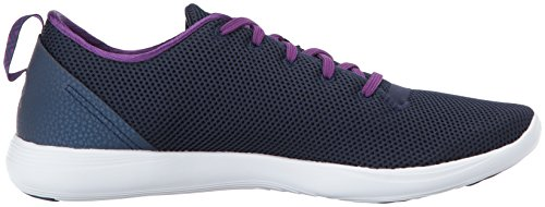 Cross Women's Shoe Under Low Street Midnight Navy Precision Sport Trainer Neutral Armour Lifestyle Hvvx18