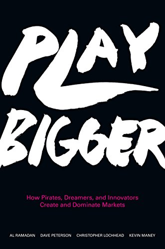 Play Bigger: How Pirates, Dreamers, and Innovators Create and Dominate Markets (Christmas Outline Play)