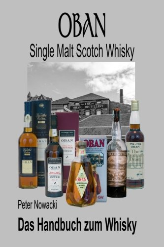 Oban Handbuch zum Whisky, used for sale  Delivered anywhere in Canada