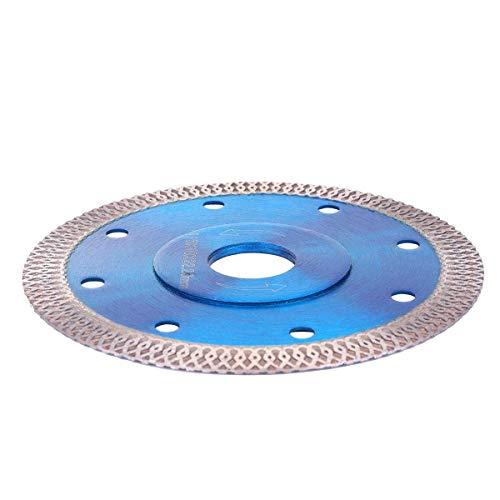 ZJN-JN 切断砥石 ブレード電気ツール切削刃ダイヤモンドサーキュラーソーブレードセラミック磁器タイルを丸鋸切断ブレード、4.5インチの超薄型 切断工具