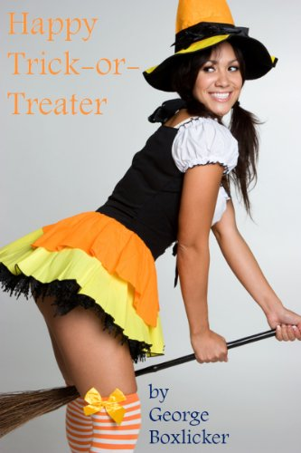 Happy Trick-or-Treater -