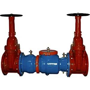 """Wilkins 34-350FT Double Check Composite Vessel Fast Test Cocks Valve Assembly, 3/4"""""""