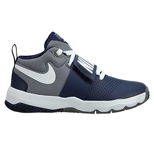 super popular 7df86 9e02d Nike Team Hustle D 8 Gs, Chaussures de Basketball Fille 50%OFF