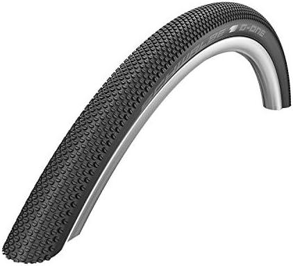 Schwalbe g de One Neumático de Bicicleta, Negro, 27.5 x 1.50 40 ...