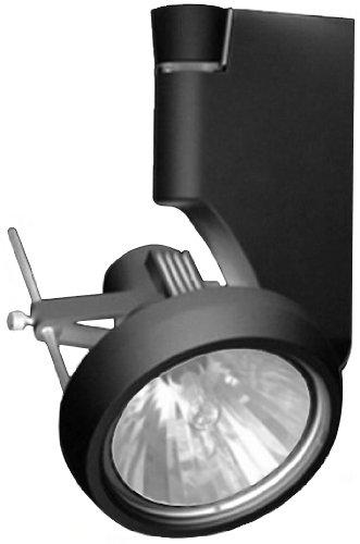 Jesco Lighting HMH270P2039-B Contempo 270 Series Metal Halide Track Light Fixture, PAR20, 39 Watts, Black -
