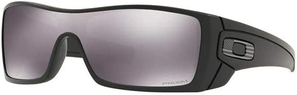 OAKLEY Batwolf Tonal USA Flag Matte Black Frame Prizm Black Lens OO9101-6027