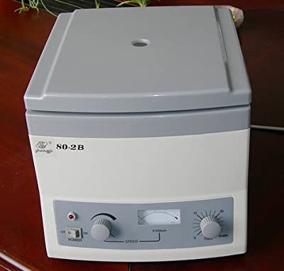 80-2B Desktop Electric Medical Lab Centrifuge Laboratory Centrifuge 4000rpm CE 12 x 20ml