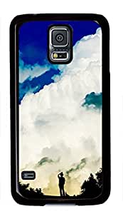 Sky Clouds View Theme Samsung Galaxy i9600 S5 Case