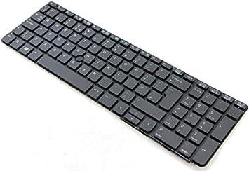 HP 841136-071 Teclado refacción para Notebook: Amazon.es ...