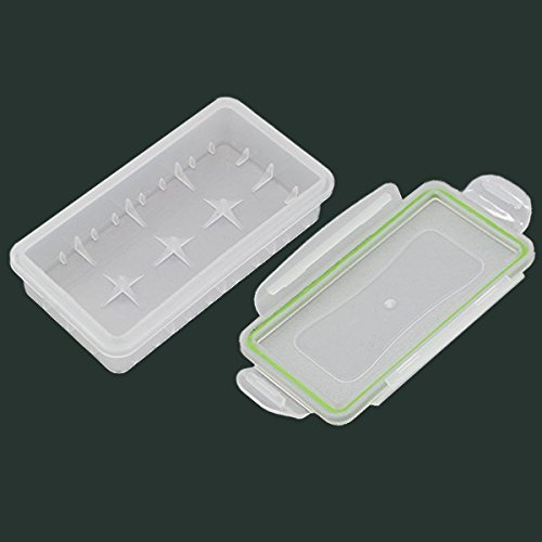 Lights & Lighting - Waterproof Protective Battery Storage Case For 2x18650,4x16340 - Battery Storage Case Aa 18650 - 1PCs