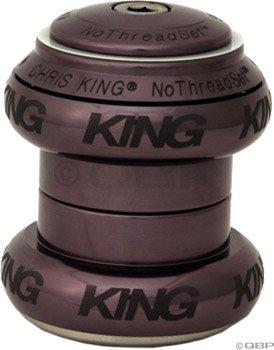 King NoTrdSet 1-1/8'' S.V. Pewter by Chris King