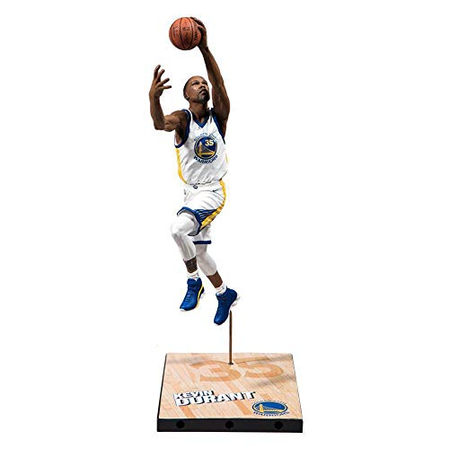 McFarlane NBA 2K19 Action Figure Series 1 Kevin Durant (Golden State Warriors) 15 cm Toys
