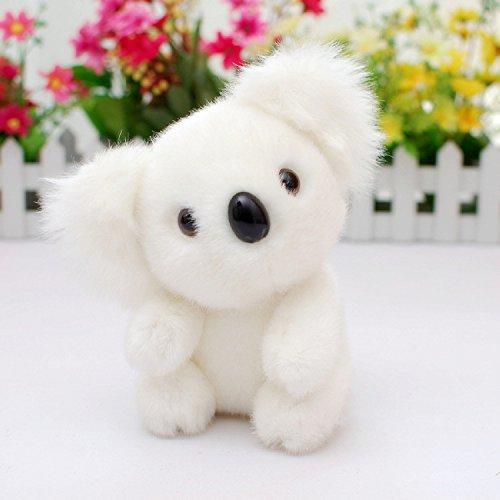 Lazada Sitting Koala Baby Stuffed Animal Plush Toy Dolls White 5''
