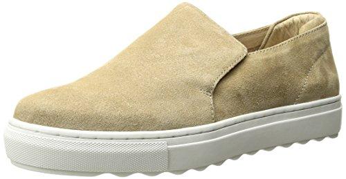 J Slides JSlides Womens Perrie Sneaker Sand Suede