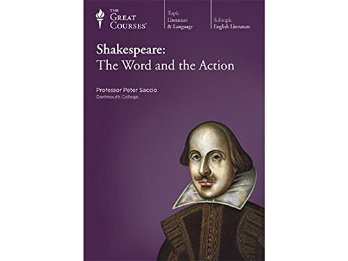 Action Words Dvd - Shakespeare: The Word and the Action