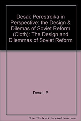 Last ned gratis e-bøker Perestroika in Perspective: The Design and Dilemmas of Soviet Reform (Princeton Legacy Library) 0691042438 PDF by Padma Desai