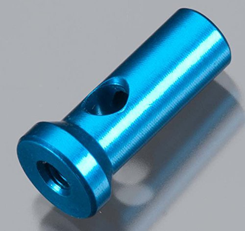 DURATRAX Replacement Aluminum Antenna Mount Blue Vendetta TC DTXC6992 by DuraTrax
