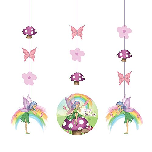Fancy Fairy Hanging Cutouts Pack product image