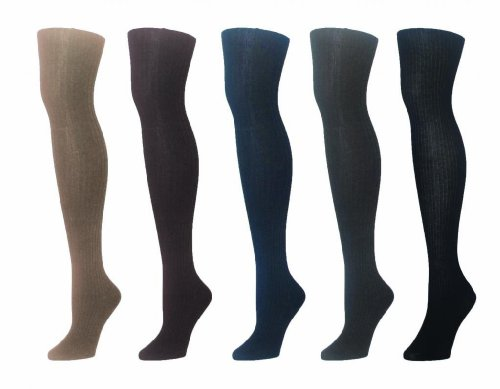 MeMoi Quality Winter Sweater Tights