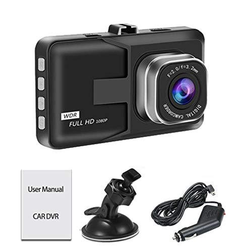 Finedayqi ❤ HD 1080P Car DVR Vehicle Camera Video Recorder Dash Cam Night Vision 3.0 inch