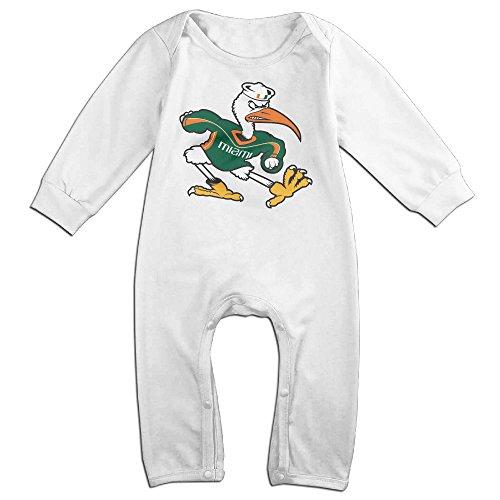 [KIDDOS Baby Infant Romper Sebastian The Ibis Long Sleeve Jumpsuit Costume,White 12 Months] (Little Sebastian Costume)