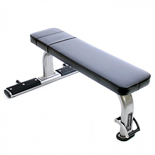 Element Fitness Commercial Flat Bench by ELEMENT FITNESS (Image #1)