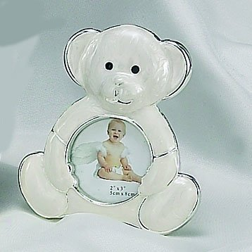 Enamel Teddy Bear - 1