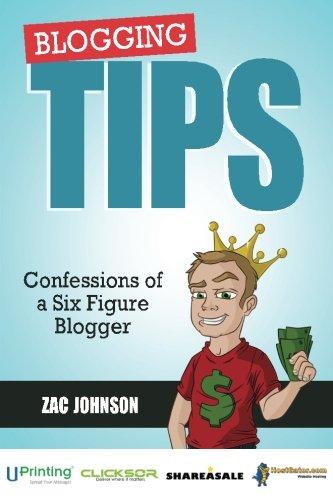 41Tua9c5PiL - Blogging Tips: Confessions of a Six Figure Blogger