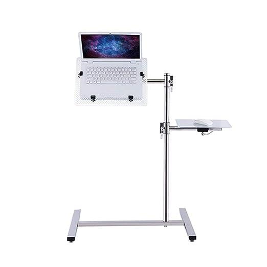 ZHAS Mesa de Escritorio Plegable para computadora/Soporte para ...