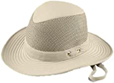 b979de9fb2a Tilley LTM8 Airflo Mesh Hat Khaki   Olive 73 8 (B000O83FS2)