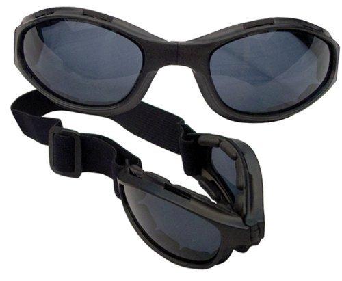 Black Collapsible Tactical Goggles - Bgjtta Black Comtec Tactical Goggle