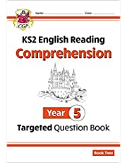 New KS2 English Targeted Question Book: Year 5 Comprehension