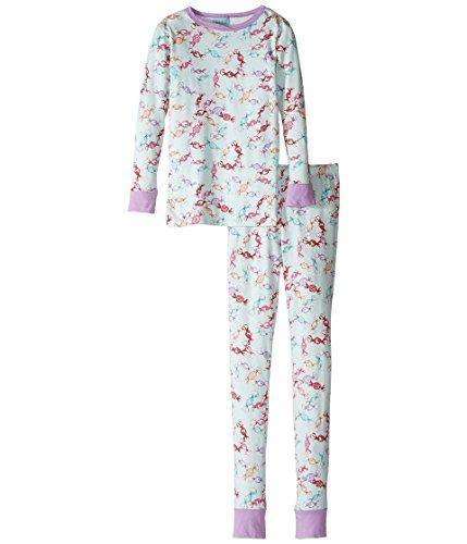 BedHead Kids Girl's Long Sleeve Long Pants Tweens Set (Big Kids) Taffy Pajama Set 10 (Big Kids)