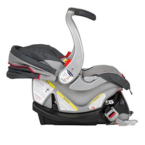 Baby Trend Flex Loc Infant Car Seat Graphite Baby