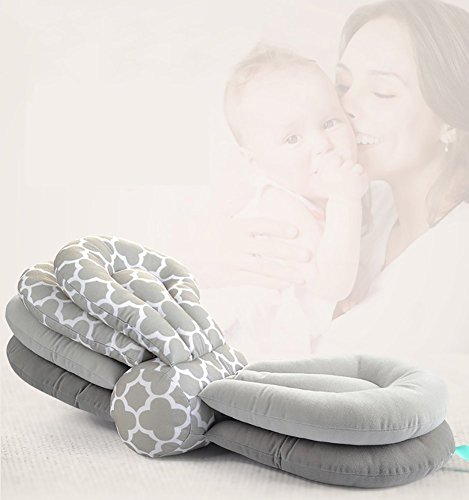 41TucGy6eDL - Multi-Function Breastfeeding Pillow Maternity Nursing Pillow,Adjustable Height