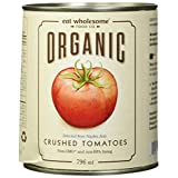 Eat Wholesome Organic Crushed Tomatoes, 796ml