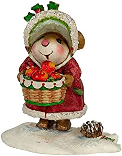 product image for Wee Forest Folk M-685 Just for Yule! - Red (New 2019)