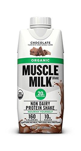 Muscle Milk Organic Protein Shake