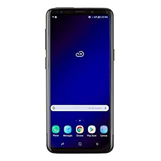 Samsung Galaxy S9 [AT&T] GSM Unlocked Smartphone - Midnight Black (Renewed)