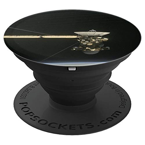 - NASA Cassini Satelite Saturn Mission - PopSockets Grip and Stand for Phones and Tablets